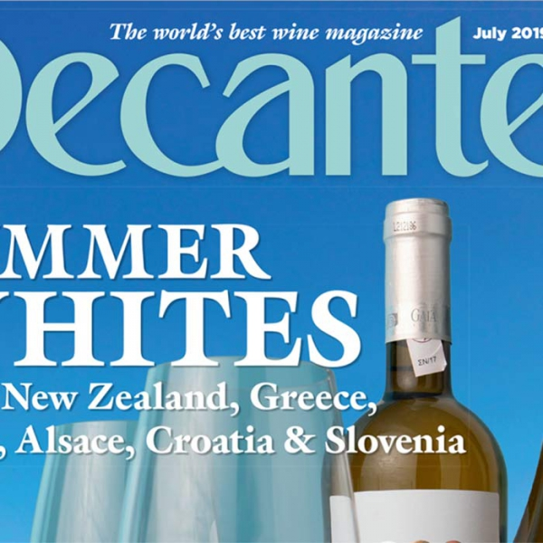 Croatian Wines in Decanter